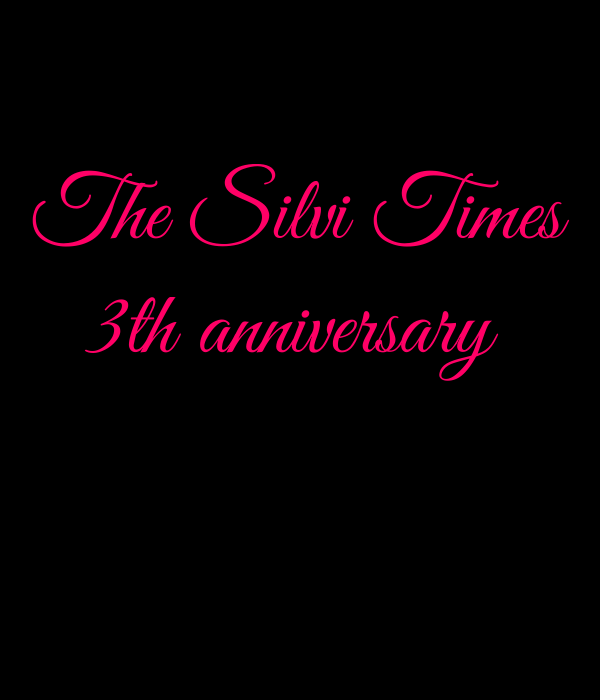 The Silvi Times 3th anniversary
