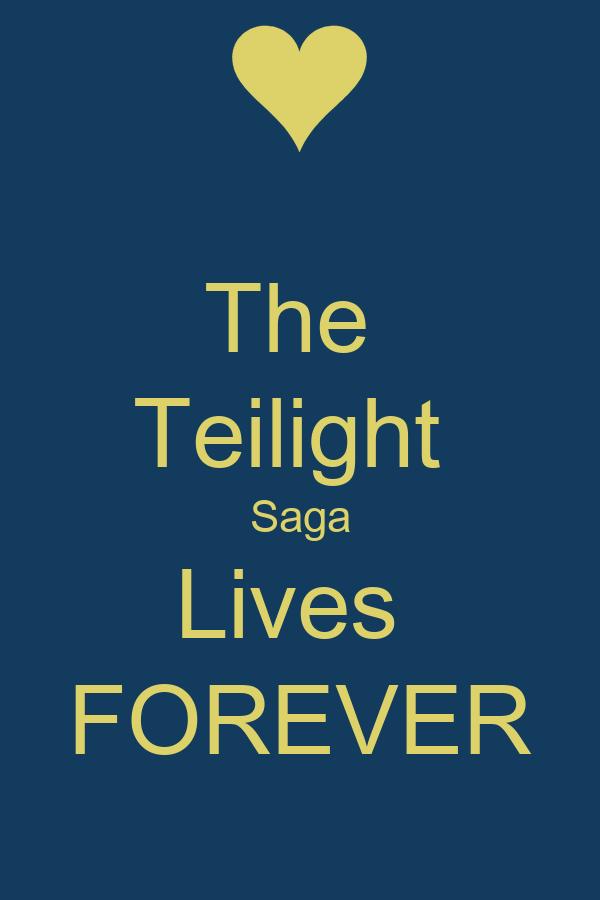 The  Teilight  Saga Lives  FOREVER