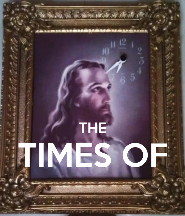 THE TIMES OF