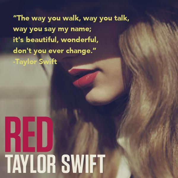 i like the way you walk the way you talk