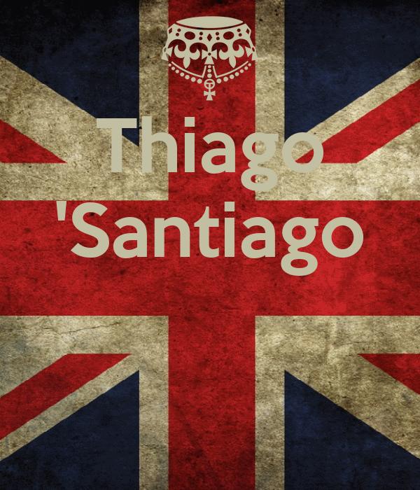 Thiago 'Santiago