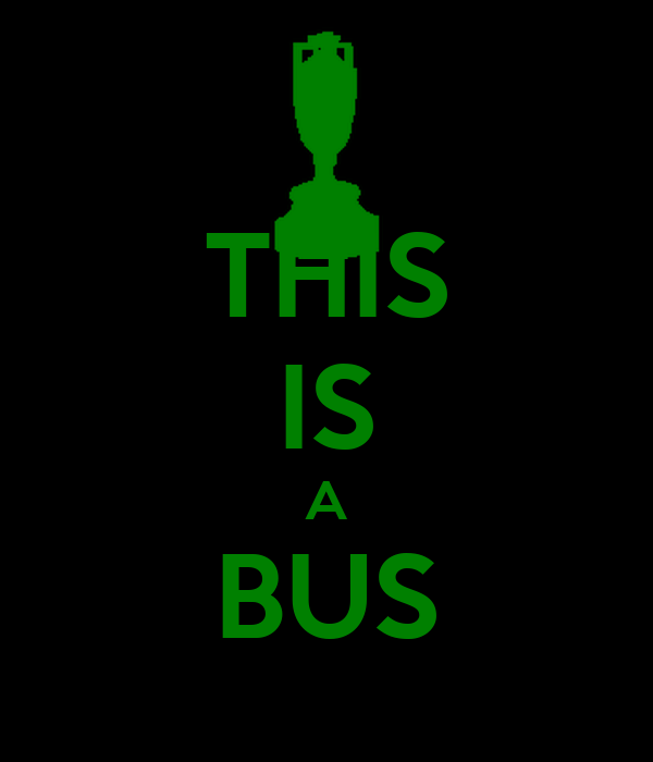 THIS IS A BUS