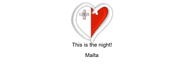 This is the night! Malta