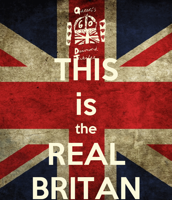 THIS is the REAL BRITAN