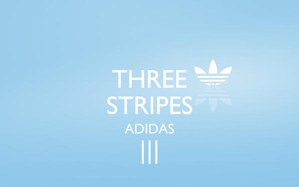 THREE STRIPES ADIDAS    