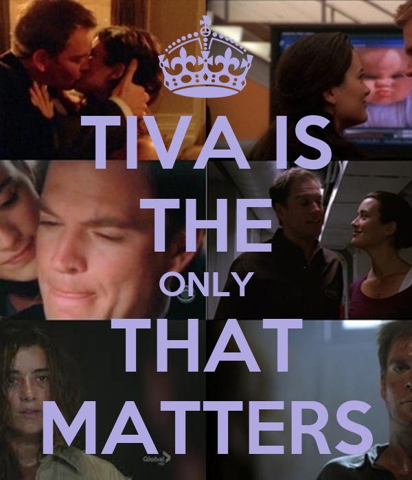 TIVA IS THE ONLY THAT MATTERS