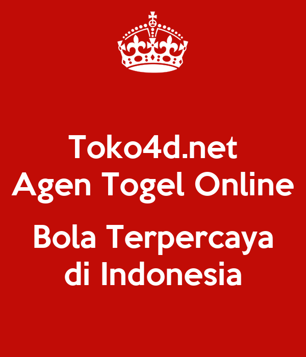 Toko4d.net Agen Togel Online Bola Terpercaya di Indonesia ...