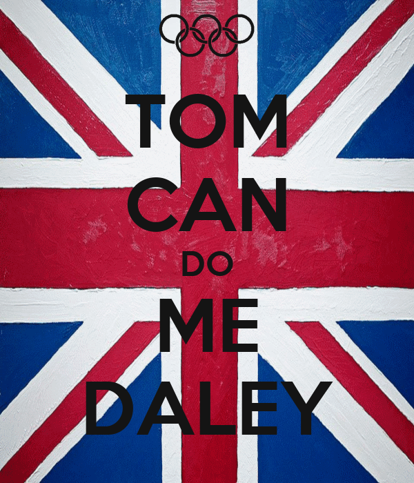 TOM CAN DO ME DALEY