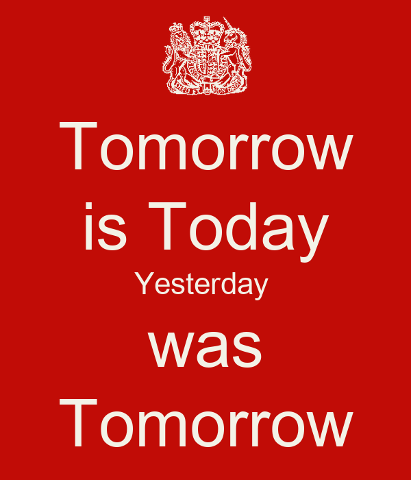 tomorrow is today Lyrics and video for the song tomorrow is today by billy joel.