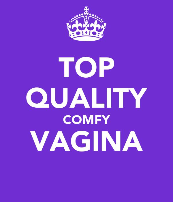 TOP QUALITY COMFY VAGINA