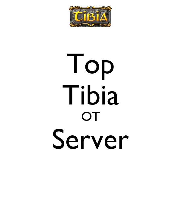 Top Tibia OT Server
