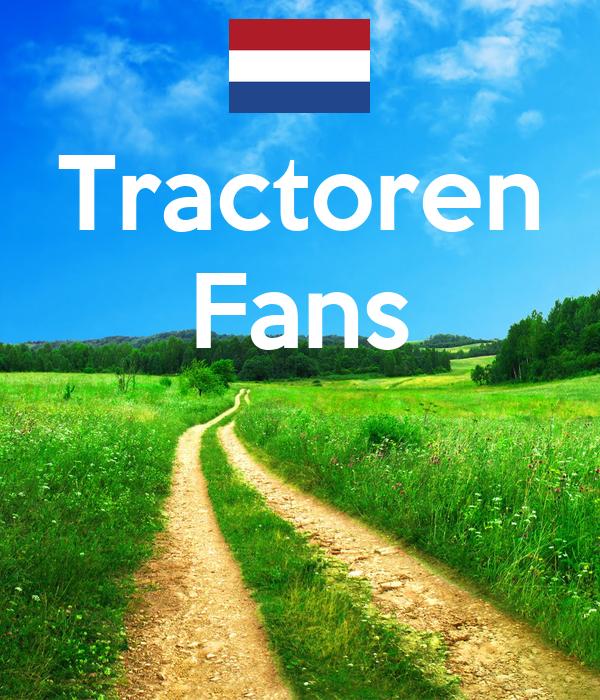 Tractoren Fans