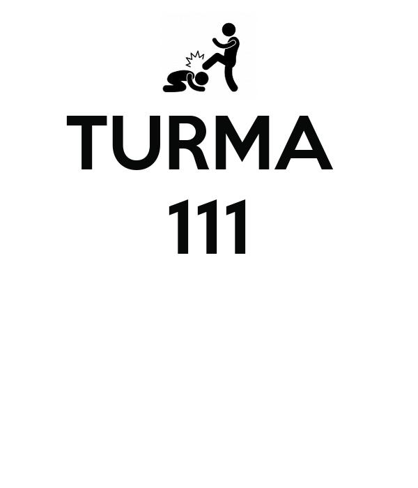 TURMA  111
