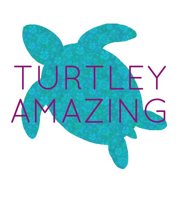 TURTLEY AMAZING