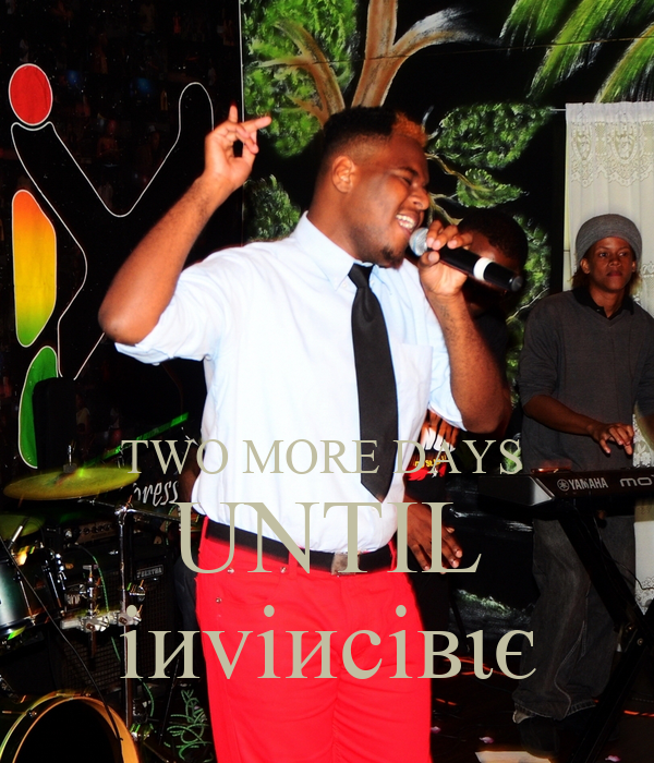 TWO MORE DAYS  UNTIL iиviиciвιє
