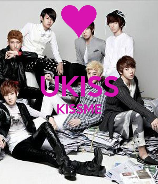 UKISS KISSME
