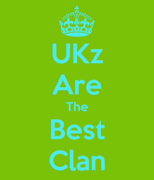 UKz Are The Best Clan
