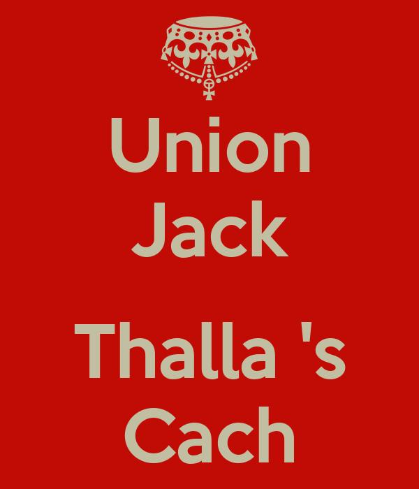 Union Jack  Thalla 's Cach