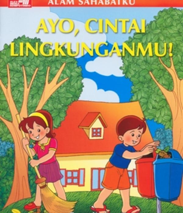 Keren Poster Kebersihan Lingkungan Sekolah - Koleksi Poster