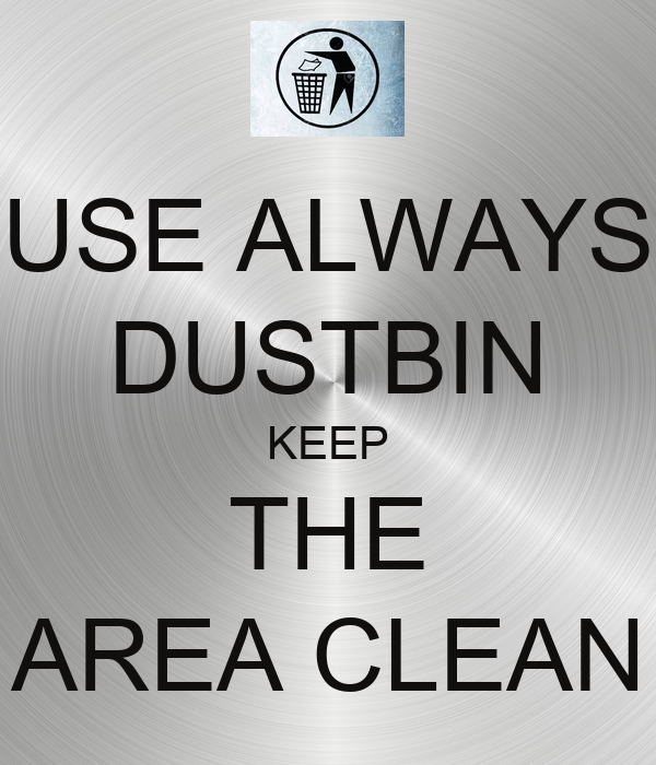 Use dustbin images