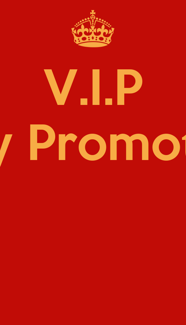 V.I.P Party Promotions
