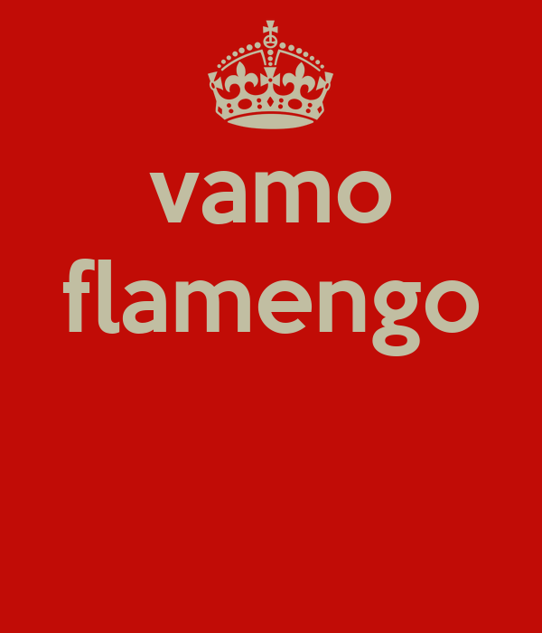 vamo flamengo