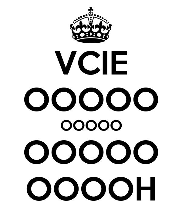 VCIE OOOOO OOOOO OOOOO OOOOH