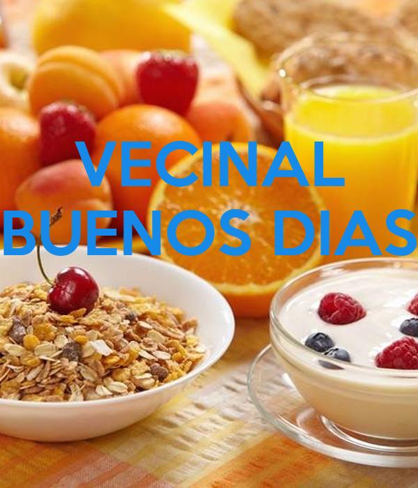 VECINAL BUENOS DIAS