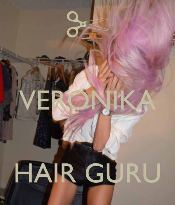 VERONIKA   HAIR GURU