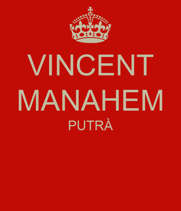 VINCENT MANAHEM PUTRÀ