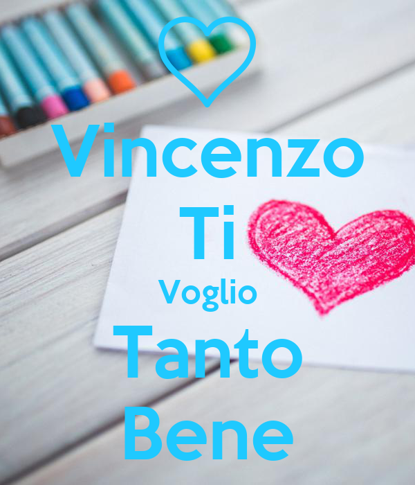 Vincenzo - Different Cities, Different Songs