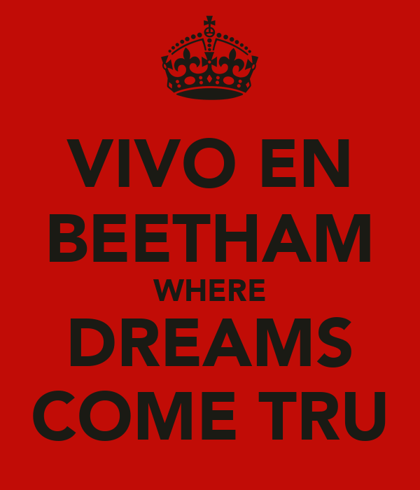 VIVO EN BEETHAM WHERE DREAMS COME TRU