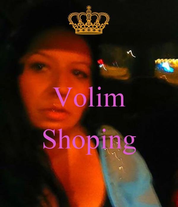 Volim  Shoping