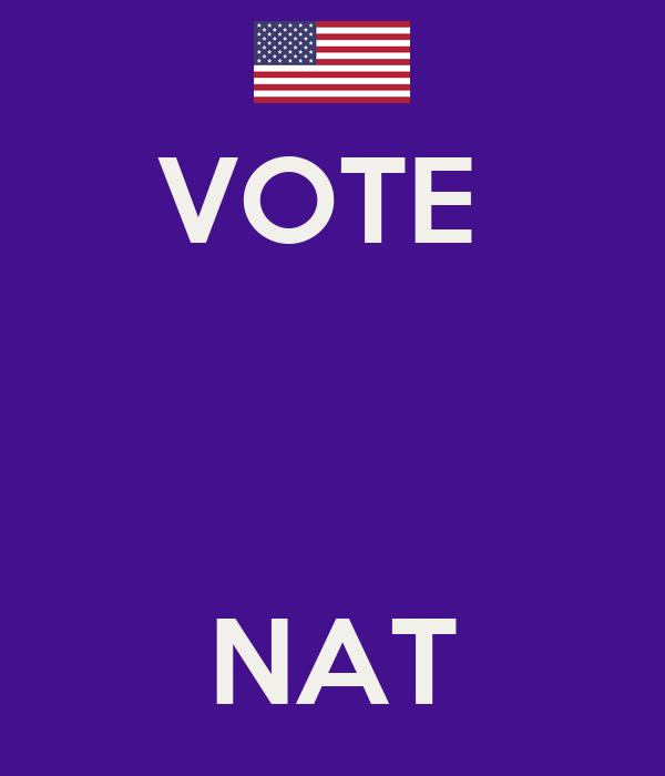 VOTE     NAT