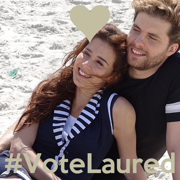 #VoteLaured