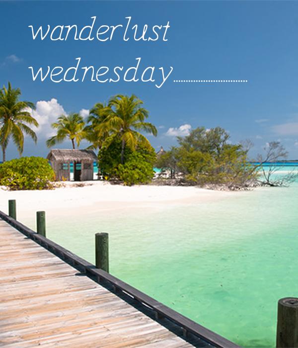 wanderlust wednesday..............................