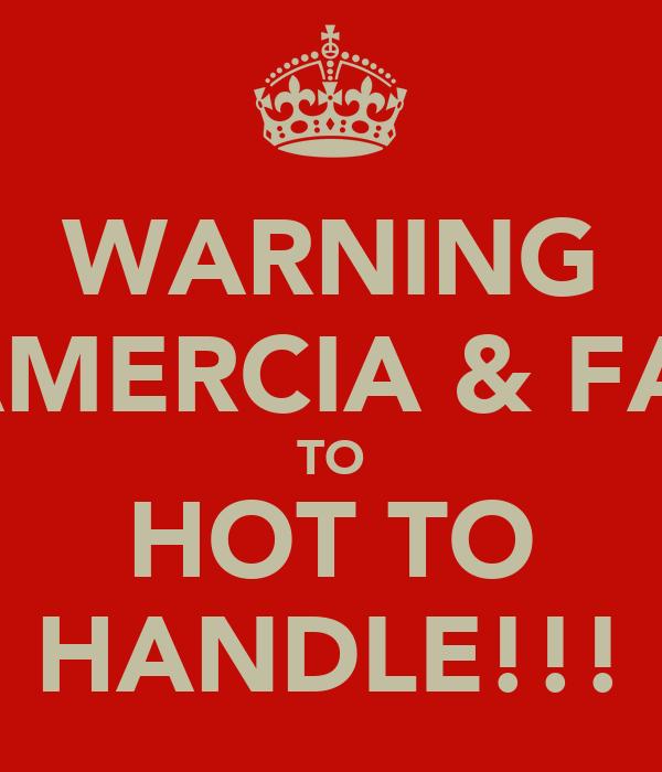 WARNING JOAMERCIA & FAITH TO HOT TO HANDLE!!!