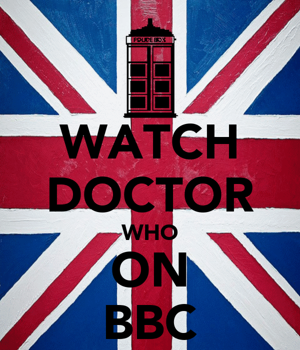 WATCH DOCTOR WHO ON BBC