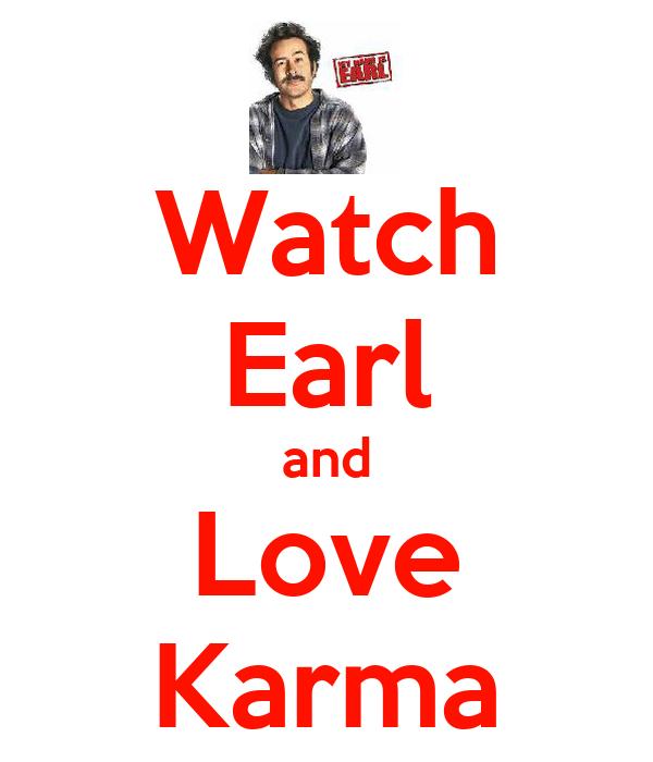 Watch Earl and Love Karma