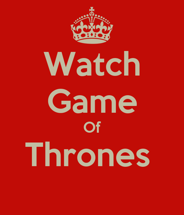 how to watch game of thrones uk