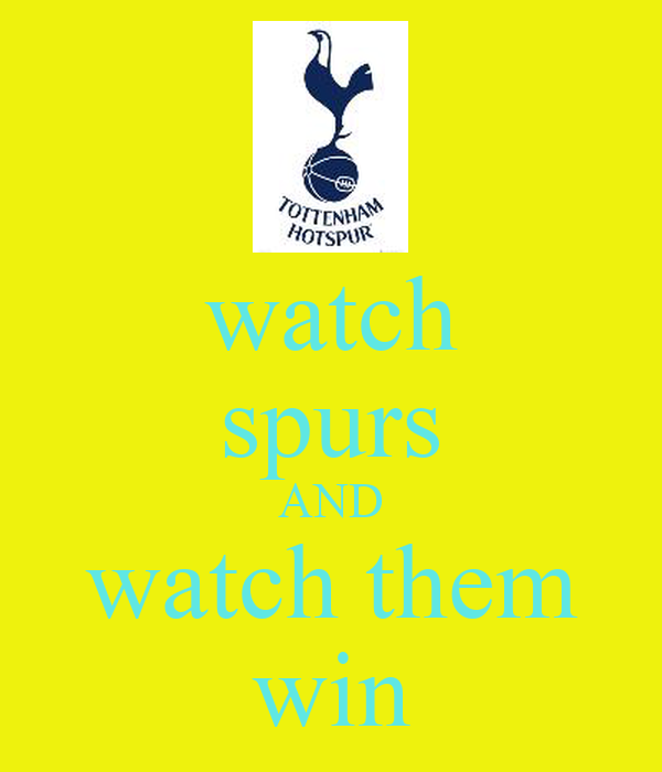 watch spurs AND watch them win