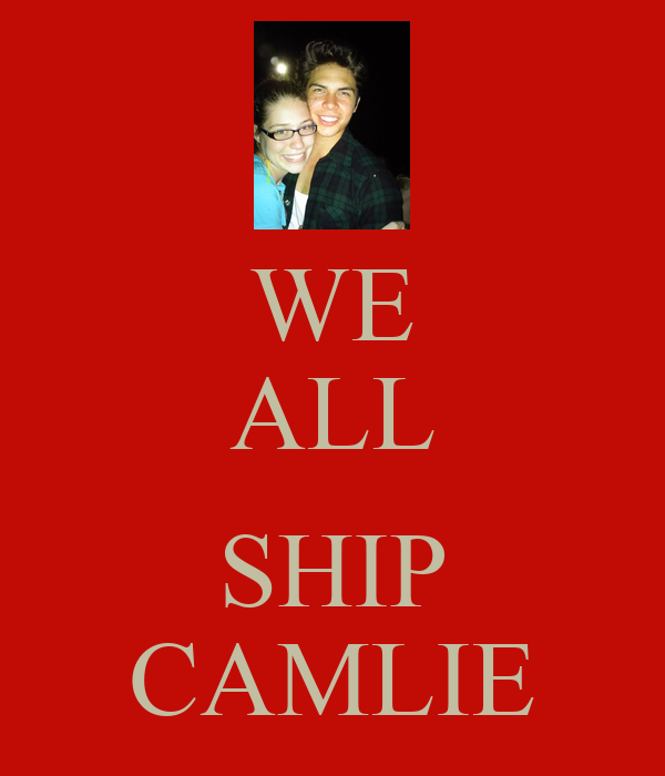 WE ALL  SHIP CAMLIE