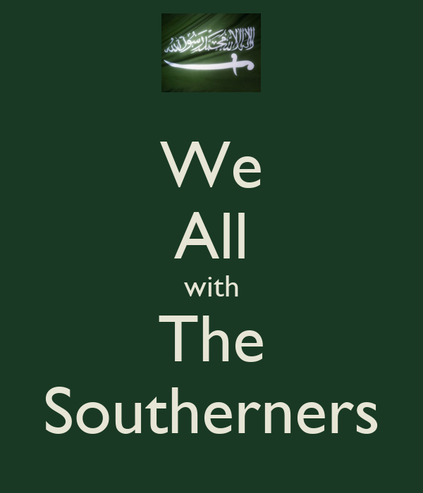 We All with The Southerners