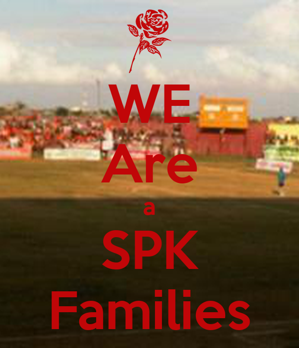 WE Are a SPK Families