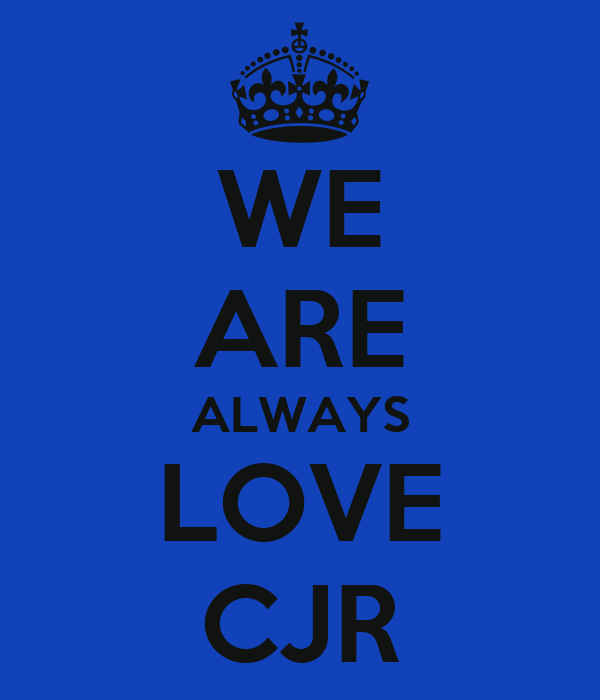 WE ARE ALWAYS LOVE CJR
