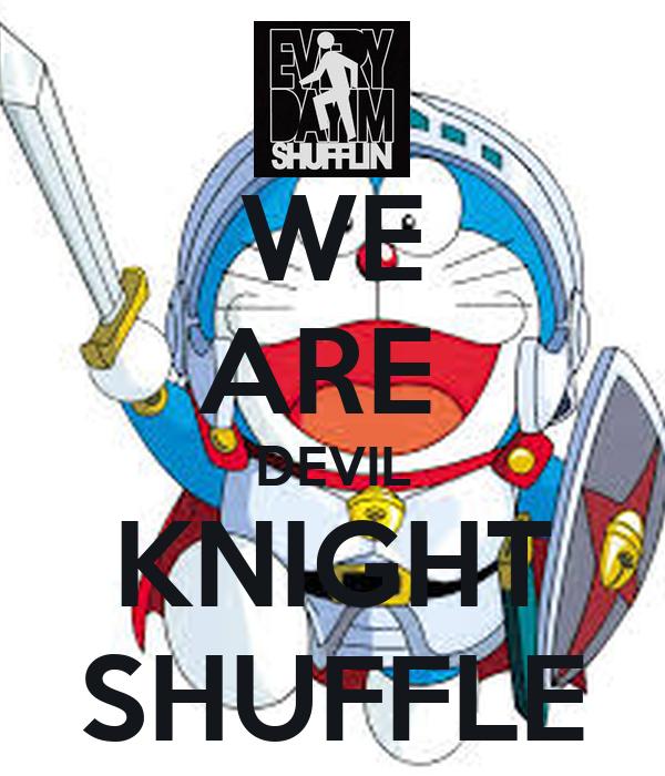 shuffle knight
