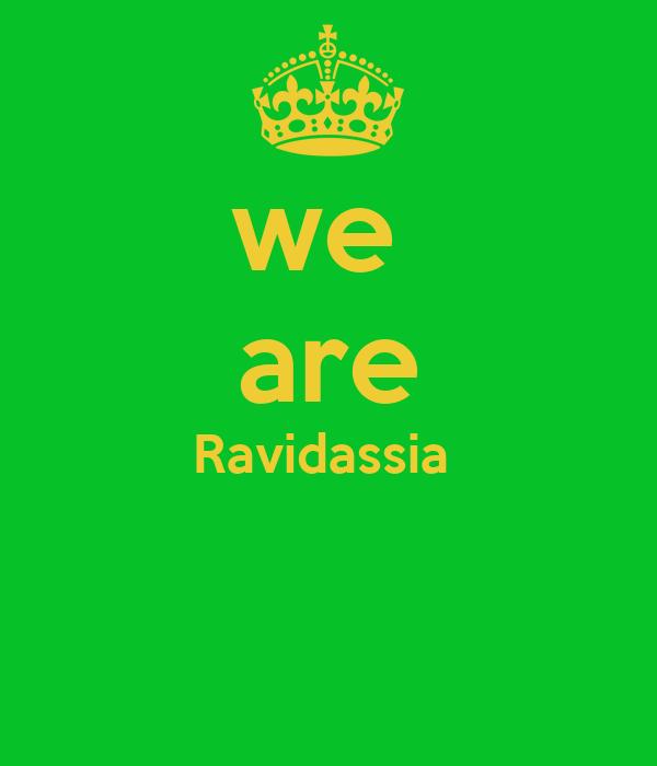 we  are Ravidassia