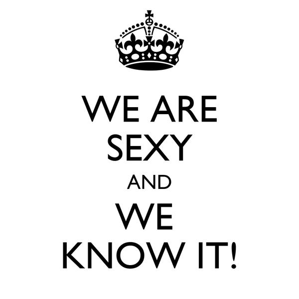WE ARE SEXY - We Are Sexy - Ja...