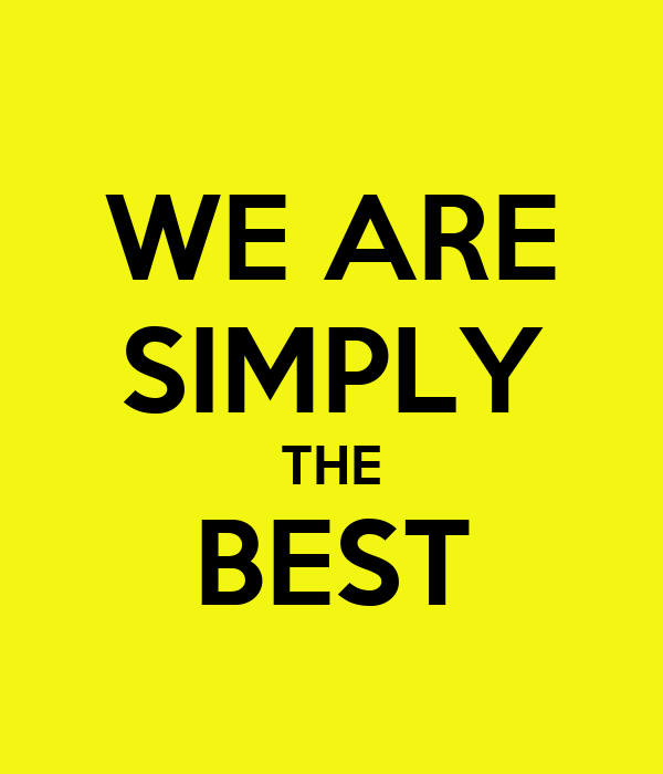 Simply Best