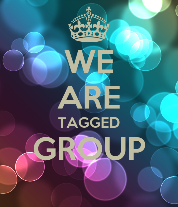 WE ARE TAGGED GROUP